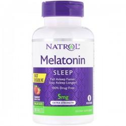 Natrol Melatonin 5 мг (90 таб.)