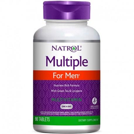 Natrol Multiple For Men (90 таб.)