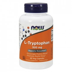 L-Tryptophan 500 мг (60 капс.) Now