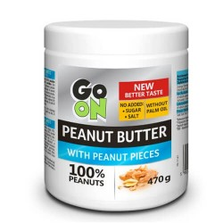 Go On Nutrition Peanut Butter Smooth (470 гр.)