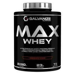 Max Whey Galvanize Nutrition, 2280g