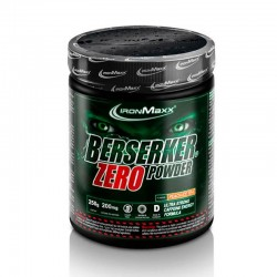 IronMaxx Berserker Zero Powder (250 гр.)