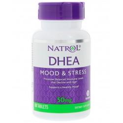 Natrol DHEA 50 мг (60 таб.)