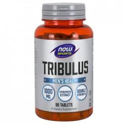 Now Foods, Трибулус, 1000 мг, 90 таблеток