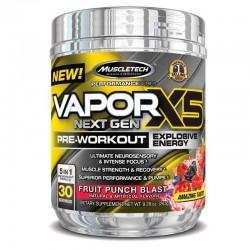 Vapor X5 Next Gen Muscletech (272 гр.)