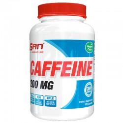 San Caffeine 200 мг (120 капс.)