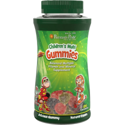 Puritan's Pride Children's Multivitamins & Mineral Gummies (120 жев. таблеток)