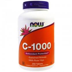 Now Foods C-1000 (100 таблеток)
