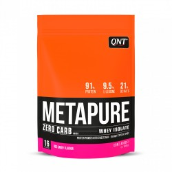 QNT Metapure Zero Carb (480 гр.)