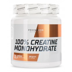 Progress Nutrition Creatine Monohydrate (500 гр.)