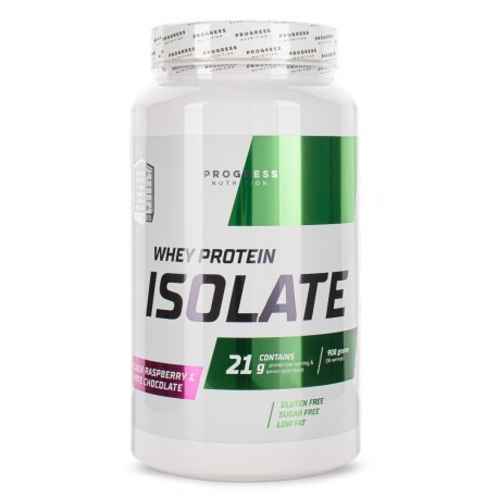 Progress Nutrition Whey Protein Isolate (900 гр.)