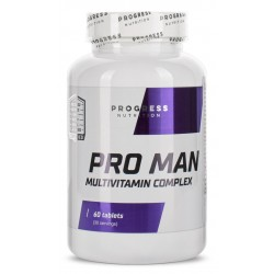 Progress Nutrition Pro Man (60 таб.)
