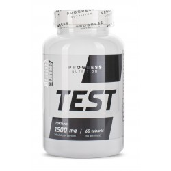 Progress Nutrition TEST 1500 мг (60 таб.)