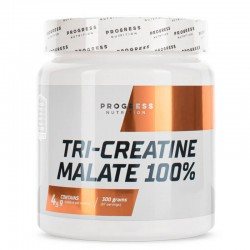 Progress Nutrition Tri-Creatine Malate 100% (300 гр.)