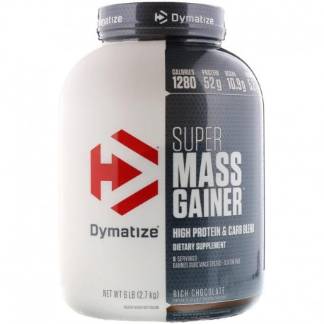 Dymatize Super Mass Gainer (2.7 кг)