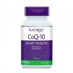 Natrol CoQ-10 50 мг (60 капсул)
