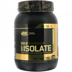 100% Isolate Gold Standard, Optimum Nutrition (1.36 кг)