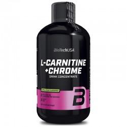 BiotechUSA L-Carnitine 35.000 мг + Chrome (500 мл)