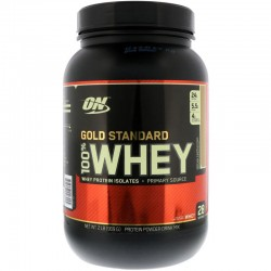 Optimum Nutrition 100% Whey Gold Standard (907 грамм)