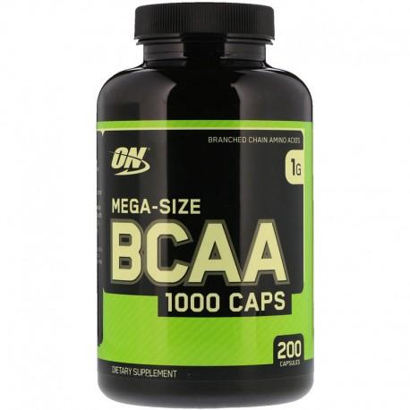 Optimum Nutrition BCAA 1000 (200 капс)