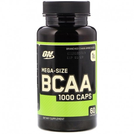 Optimum Nutrition BCAA 1000 (60 капс)