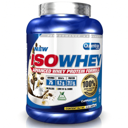 Quamtrax Iso Whey (2270 гр.)