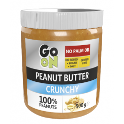 Go On Nutrition Peanut butter crunchy (500 гр.)