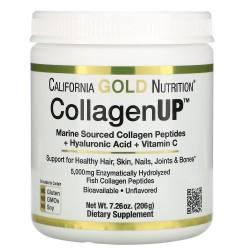 California Gold Nutrition CollagenUP (206 гр.)