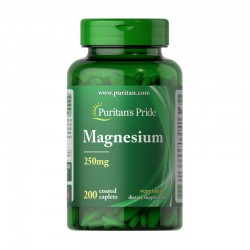 Puritan's Pride Magnesium 250 mg (200 таб.)