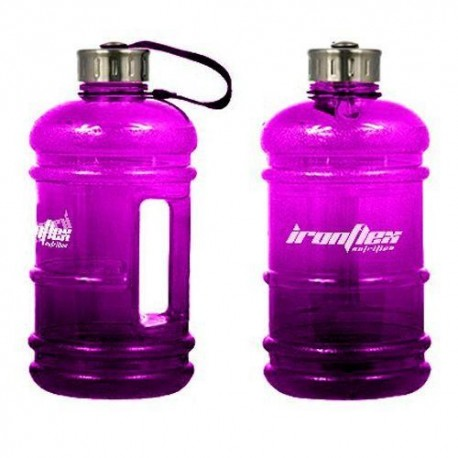 Ironflex Gallon Water Botlle 1.9l purple