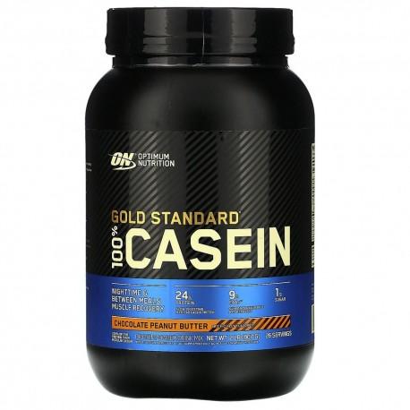 Optimum Nutrition 100% Casein Gold Standard (909 грамм)