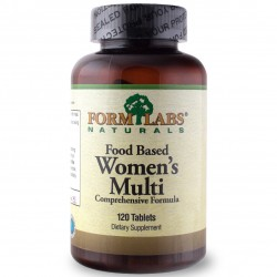 Food Based Women's Multi (60 таб.) Form Labs
