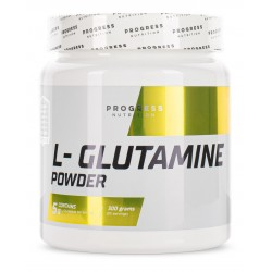 Progress Nutrition L-Glutamine (300 гр.)