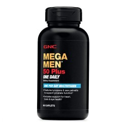 GNC Mega Men 50 plus One Daily (60 табл.)