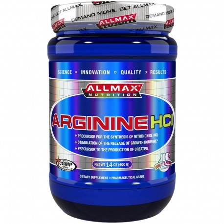 Allmax Arginine HCL (400 грамм)