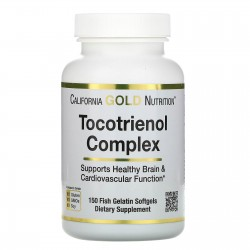 California Gold Nutrition, Tocotrienol Complex (150 капсул)