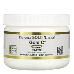 California Gold Nutrition, Gold C 1000 мг (250 грамм)