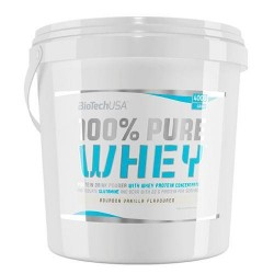 BioTechUSA 100% Pure Whey (4000 гр.)