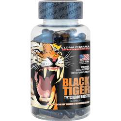 Cloma Pharma Black Tiger (100 капс.)
