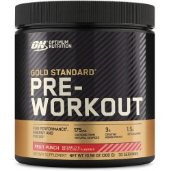 Optimum Nutrition Gold Standard Pre-Workout (300 гр.)