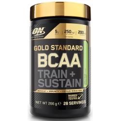 Optimum Nutrition, Bcaa Train + Sustain (266 гр.)