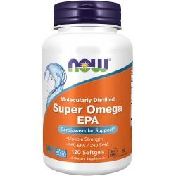 Now Foods Super Omega 60% EPA (120 капс.)