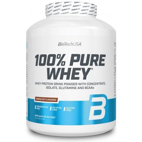 BioTechUSA 100% Pure Whey (2270 гр.)
