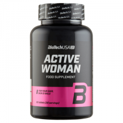 BiotechUSA Active Woman (60 таб.)