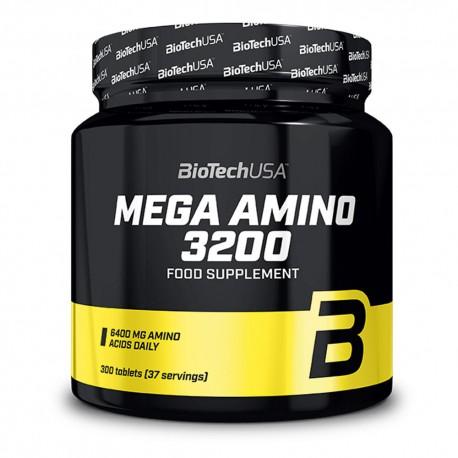 BiotechUSA Mega Amino 3200 (300 таб.)