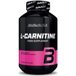 BiotechUSA L-Carnitine 1000 мг (60 таб.)