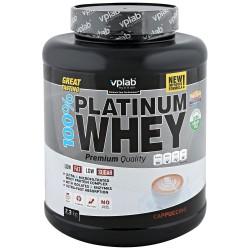 100% Platinum Whey (2.3 кг.) Vplab