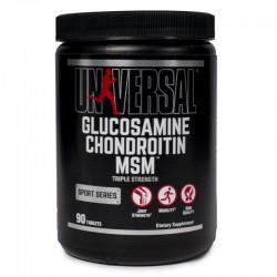 Universal Nutrition, Glucosamine Chondroitin Msm (90 таб.)