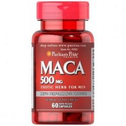 Maca Extract 500 мг (60 капсул) Puritan's Pride