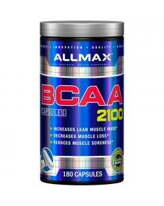 Allmax, BCAA 2100, 180 капсул